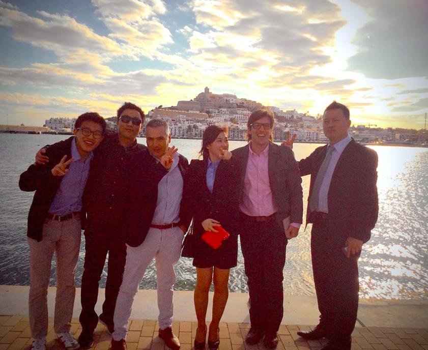 Making Of Ibiza - Delegacion Coreana2
