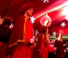 Cabalgata de Reyes de Ibiza.  Ajuntament d'Eivissa Ciudad de Ibiza
