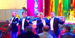 Producción y regiduría de escenario en las Jornadas de Eivissa Participa