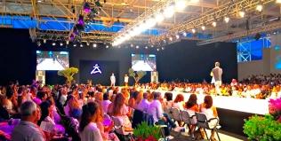 Moda Adlib. Colaborando en la organización de un gran evento de Ibiza.