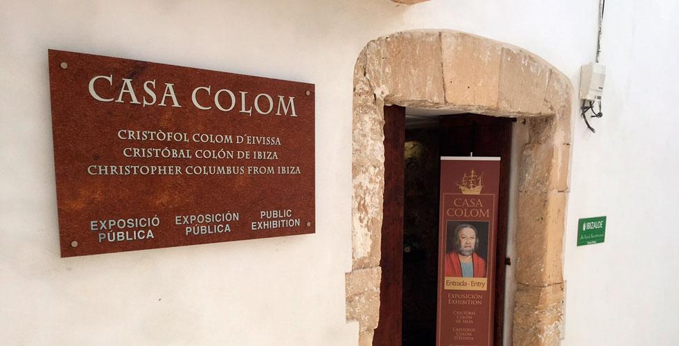 Casa-museo Colón
